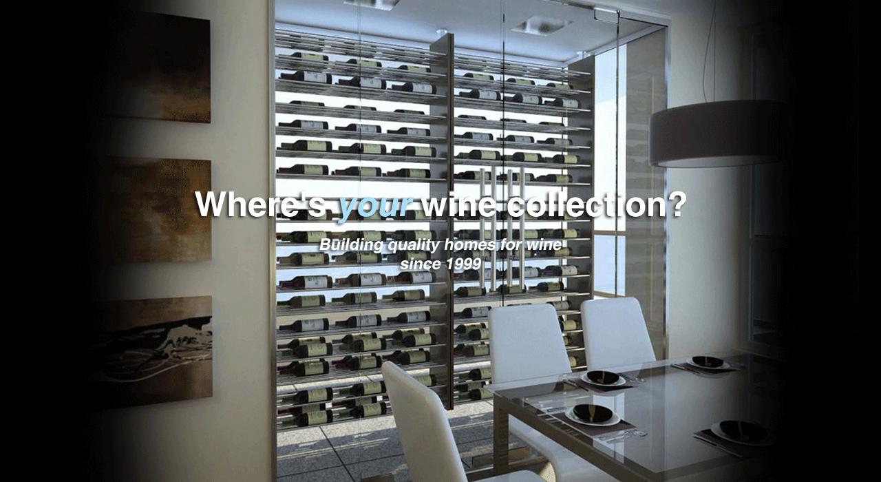 wine cellars vancouver custom modern  contemporary wine cellars  - wine cellars vancouver custom modern  contemporary wine cellars storage