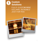 Custom Wine Racking   Metal & Wooden Wine Racking Solutions