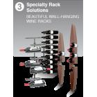 Wall Hanging & Mounted Wine Racks