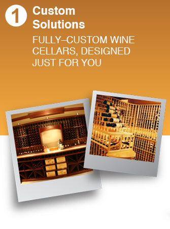 Custom Wine Racking | Metal & Wooden Wine Racking Solutions
