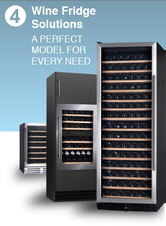 Wine Fridge | Modern Wine Fridge| Built in Wine Fridges
